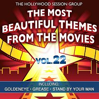 The Hollywood Session Group – The Most Beautiful Themes From The Movies Vol. 22