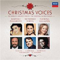 Přední strana obalu CD Christmas Voices