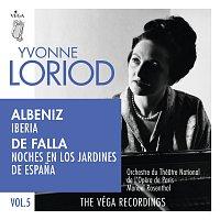 Yvonne Loriod, Orchestre du Théatre National de l'Opéra de Paris – Albéniz: Iberia / De Falla: Noches en los jardines de Espana