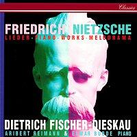 Přední strana obalu CD Nietzsche: Lieder, Piano Works & Melodramas