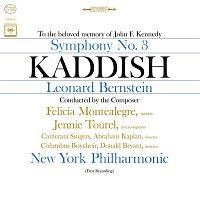 "Leonard Bernstein, New York Philharmonic Orchestra, Felicia Montealegre, Jennie Tourel, Camerata Singers, Columbus Boychoir – Bernstein: Symphony No. 3 ""Kaddish"" (Remastered)"