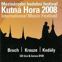 Různí interpreti – Mezinárodní hudební festival Kutná Hora 2008