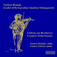 Norbert Brainin – Ludwig van Beethoven - Complete Violin Sonatas