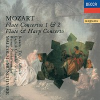 William Bennett, English Chamber Orchestra, George Malcolm, Werner Tripp – Mozart: Flute Concertos Nos.1 & 2; Concerto for Flute & Harp