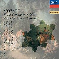 William Bennett, English Chamber Orchestra, George Malcolm, Werner Tripp – Mozart: Flute Concertos Nos.1 & 2; Concerto for Flute & Harp