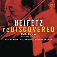 Jascha Heifetz – Heifetz Rediscovered - Grieg: Sonata No. 3 in C Minor, Op. 45, Brahms: Sonata No. 1 in G, Op. 78