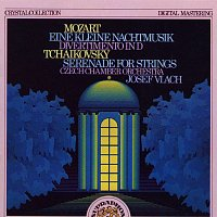 Český komorní orchestr/Josef Vlach – Mozart: Malá noční hudba, Divertimento pro smyčce D dur; Čajkov