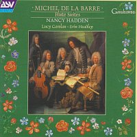 Přední strana obalu CD La Barre: Flute Suites