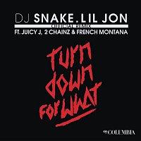 DJ Snake, Lil Jon, Juicy J, 2 Chainz, French Montana – Turn Down for What