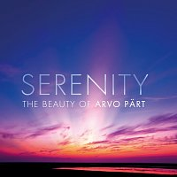Přední strana obalu CD Serenity - The Beauty Of Arvo Part