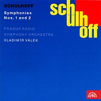Symfonický orchestr Čs. rozhlasu v Praze/Vladimír Válek – Schulhoff: Symfonie č. 1, 2