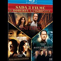 Různí interpreti – Dan Brown - Šifra Mistra Leonarda, Andělé a Démoni, Inferno