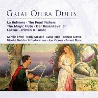Alain Lombard, Mady Mesple, Danielle Millet, Orchestre du Théatre National de I'Opéra-Comique – Great Opera Duets