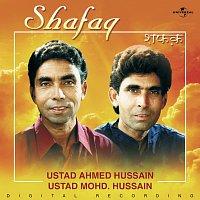 Přední strana obalu CD Shafaq
