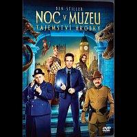 Různí interpreti – Noc v muzeu: Tajemství hrobky DVD