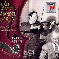 Isaac Stern – Bach/Handel/Tartini: Sonatas for Violin
