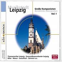 Různí interpreti – Musikstadt Leipzig - Thomaskirche