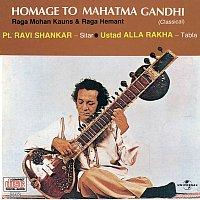 Pandit Ravi Shankar, Ustad Alla Rakha – Homage To Mahatma Gandhi