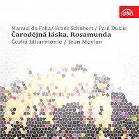 Česká filharmonie – Falla, Schubert, Dukas: Čarodějná láska, Rosamunda, Učeň čaroděj