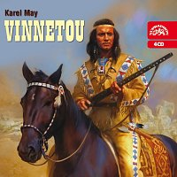 May: Vinnetou Komplet box 4CD