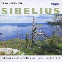 Eero Heinonen – Sibelius Cpl works for piano vol.2