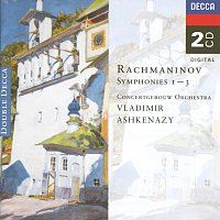 Rachmaninov: Symphonies Nos.1 - 3 [2 CDs]