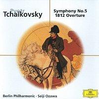 Berliner Philharmoniker, Seiji Ozawa – Tchaikovsky: Symphony No. 5 / Overture Solennelle »1812«