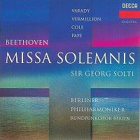 Iris Vermillion, Julia Varady, Vinson Cole, René Pape, Berlin Radio Chorus – Beethoven: Missa Solemnis