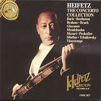 Alfred Wallenstein, Jascha Heifetz, Johannes Brahms – The Heifetz Collection Vol. 11-15 - The Concerto Collection