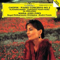 Maria Joao Pires, Royal Philharmonic Orchestra, André Previn – Chopin: Piano Concerto No.2 In F Minor, Op. 21; 24 Preludes, Op. 28