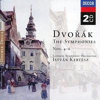 London Symphony Orchestra, István Kertész – Dvorák: Symphonies Nos.4-6
