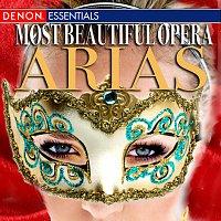 Přední strana obalu CD Most Beautiful Opera Arias