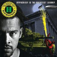 Přední strana obalu CD Hypocrisy Is The Greatest Luxury