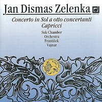 Sukův komorní orchestr, František Vajnar – Zelenka: Concerto in Sol a otto concertanti