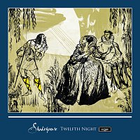 Přední strana obalu CD Shakespeare: Twelfth Night