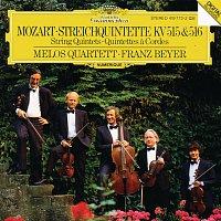 Melos Quartet, Franz Beyer – Mozart: String Quintets K. 515 & 516