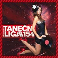 Přední strana obalu CD Tanecni Liga 154