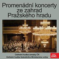 Ústřední hudba federálního Ministerstva vnitra – Promenádní koncerty ze zahrad Pražského hradu
