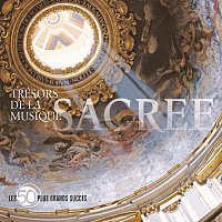 Přední strana obalu CD 50 Plus Grands Succes : Musique sacrée
