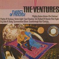 Přední strana obalu CD Flights Of Fantasy