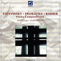 Milan Langer, Daniel Wiesner – Stravinskij, Prokofjev, Barber: Petruška - Sonáta č. 6 - Sonáta pro klavír