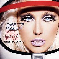 Christina Aguilera – Keeps Gettin' Better: A Decade Of Hits – CD