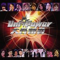 Přední strana obalu CD Uni-Power Live 2 CD