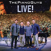 The Piano Guys, Steven Sharp Nelson, Al van der Beek – Live!