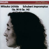 Přední strana obalu CD Schubert: Impromptus Opp.90 & 142