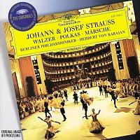 Strauss, J.II & Josef: Walzer; Polkas; Marsche