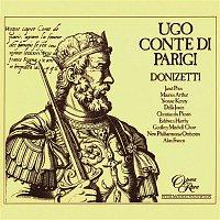 Přední strana obalu CD Donizetti: Ugo, conte di Parigi