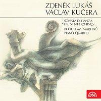Klavírní kvarteto Bohuslava Martinů – Sonata di danza, Hic sunt homines