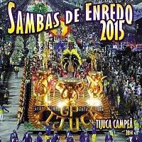 Různí interpreti – Sambas De Enredo - 2015