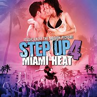 Přední strana obalu CD Music From the Motion Picture Step Up 4: Miami Heat